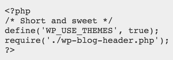 Häufige WordPress Fehlermeldungen